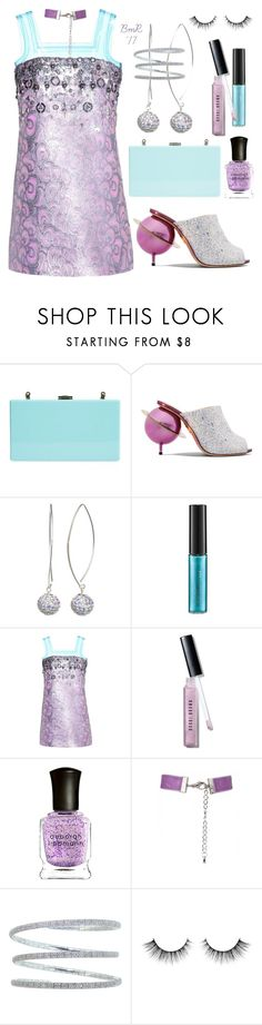 """AstroGirl"" by barbmama ❤ liked on Polyvore featuring Natasha, Charlotte Olympia, MAC Cosmetics, Miu Miu, Bobbi Brown Cosmetics, Deborah Lippmann and Mattia Cielo"