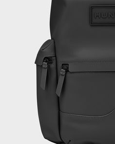 Original Rubberised Leather Backpack