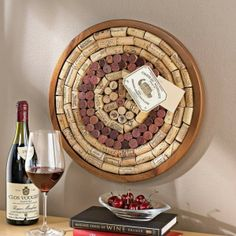 Amazing DIY ideas of wine corks 7 600x600 Things to do with wine corks