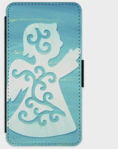 """Flip-Case """"Texture Surface """" von Zierrat auf DaWanda.com"""