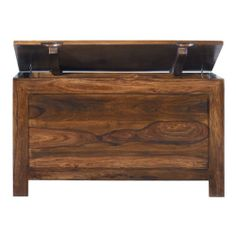 Sheesham Wood Blanket Box