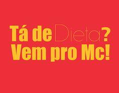 "Check out new work on my @Behance portfolio: ""Tá de dieta? Vem pro MC!"" http://be.net/gallery/36706283/Ta-de-dieta-Vem-pro-MC"