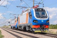 Alstom-TMH electric locomotives enter service in Kazakhstan