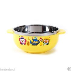 LILFANT Housewares Household Articles - Pororo Stainless Bowl 2