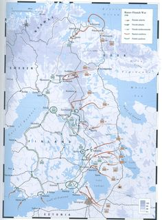 The Winter War (Talvisota) Technical Illustrations, Modern World History, Operation Barbarossa, The Great Migration, World War One, Historical Maps, Crests, Geography, Wwii