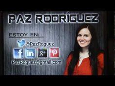 Videocurrículum creativo para TVLAB: Paz Rodríguez