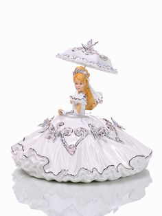 My Gypsy Princess First Communion – Thelma Madine & The English Ladies Figurines Co.