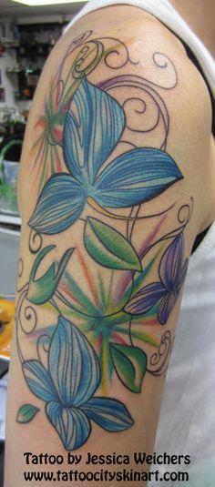 Seed Of Life Tattoos Festus Mo