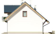 DOM.PL™ - Projekt domu ARP AMANT CE - DOM AP1-30 - gotowy koszt budowy Solar Panels, Shelves, Outdoor Decor, Home Decor, Sun Panels, Shelving, Decoration Home, Solar Power Panels, Room Decor