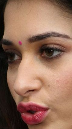 ★♀Non Stop Beauty™ Lovely Lips. Desi Girl Image, India Beauty Women, Beauty Face, Cute Beauty, Hot Lips