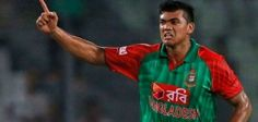 Taskin Ahmed Taskin Ahmed born on April 3, 1995. His nickname is Tazim and height is 6 feet 4 inches (1.93 m). Taskin Ahmed is a Bangladeshi young popular c