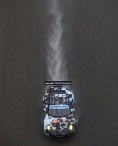 Porsche @ Le Mans (Dempsey Proton Racing #77)