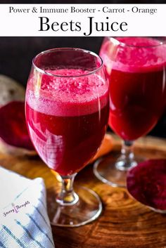 Learn how to make this delicious, healthy, and nourishing beets carrots apple juice. Perfect beetroot juice for detoxing and to help boost your immune system. #juice #beetjuice #beetsjuice #immunejuice #healthyjuice | savorythoughts.com