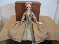 Northdixie Designs: Queen Anne Doll