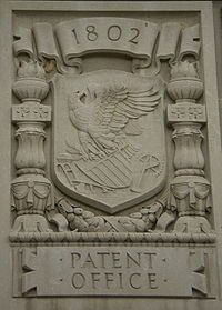 United States Patent and Trademark Office - Paul Jennings; man servant to Pres Madison; who eventually gained his freedom via abolitionist help- was employed as a free man in the US Patent office.