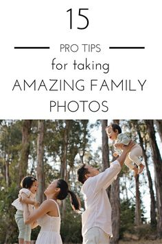 Tips and tricks for taking amazing photos of kids and families. #familyphotography #kidsphotography