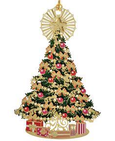 ChemArt Traditional Christmas Tree Christmas Ornament - Christmas Ornaments - For The Home - Macy's