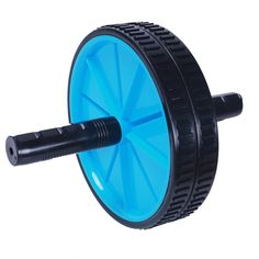 Furnistar Exercise & Fitness Ab Wheel & Roller, Blue. Furnistar Exercise & Fitness Ab Wheel & Roller, Blue