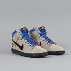 "Nike SB Dunk High Premium Grain / Black - Acapulco Gold ""Mowabb"" | Flatspot"