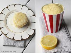 In a Mug: Zitronenkuchen