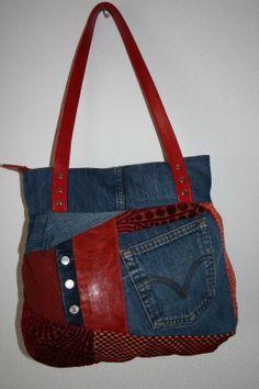 jeans bag 2
