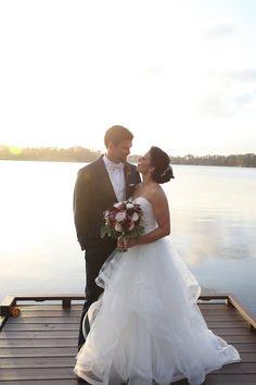 Romantic wedding photo - Tab McCausland Photography #bride #groom #bridetobe #weddingplanning #weddingphotography #weddingphoto #weddinginspiration #weddingideas