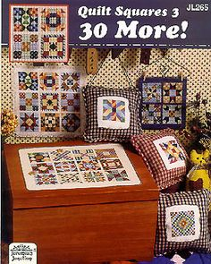 Imaginating - Quilts, Quilts, Quilts | Counted Stitches ... : cross stitch quilt block patterns - Adamdwight.com