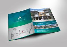 Folder business design d'ahsana property