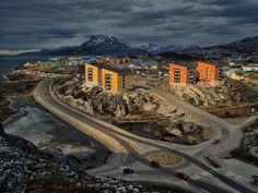 Nuuk, Greenland.