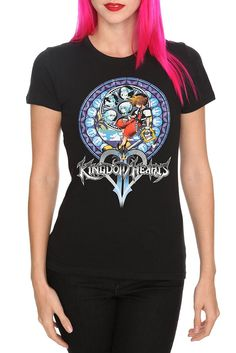 Kingdom Hearts Sora Shirt. is it weird that i want this, and like to play this game?