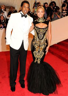2011: The king and queen of hip-hop looked uber-glam at the Costume Institute Gala at the Metropolitan Museum of Art in NYC.