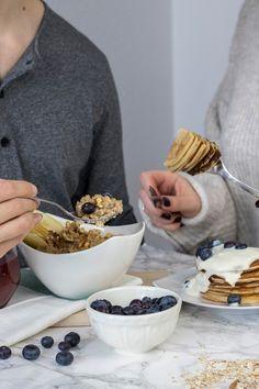 sunday breakfast, breakfast ideas, pancakes, porridge, frühstück, breakfast, alpro, smart breakfast, fruits, pancakes recipe, delicious, food heaven, foodie, foodlover, pancakes rezept, frühstücksideen, alpro, alpronista