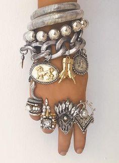 Bold Jewelry, Chunky Jewelry, India Jewelry, Turquoise Jewelry, Jewelry Box, Silver Jewelry, Jewelry Accessories, Fashion Accessories, Fashion Jewelry