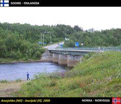 Confini amministrativi - Riigipiirid - Political borders - 国境 - 边界: 2009 FI-NO Soome-Norra Finlandia-Norvegia