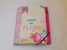 Inspírate: Flourish de Authentique Paper I Flourish, Notebook, Bloom, Paper, Projects, File Folder, Scrapbooking, Mini Albums, Log Projects