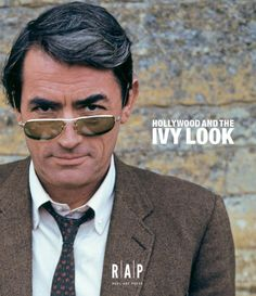 Gregory Peck and the Ivy Look