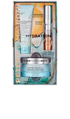 Peter Thomas Roth Hydration Glow Up Cleanser, Peter Thomas Roth, Uneven Skin Tone, Skin So Soft, Makeup Remover, Glow, How To Apply