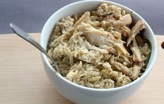 This Paleo Crockpot Chicken Recipe can be prepped in 5 minutes and is made with only 2 ingredients! lbs of chicken breasts 1 16 oz of salsa verde Optional: onions and peppers Paleo Crockpot Chicken, Paleo Crockpot Recipes, Primal Recipes, Slow Cooker Recipes, Chicken Recipes, Cooking Recipes, Entree Recipes, Easy Recipes, How To Eat Paleo