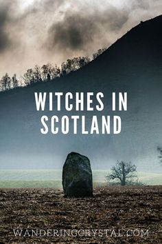 Witches in Scotland Sites in Scotland memorializing and commemorating witches in Scotland during the Great Scottish Witch Hunt. Europe Travel Tips, Travel Destinations, Witchcraft History, Witch History, Mary Stuart, Glasgow, Edinburgh, Scotland History, Witch Trials