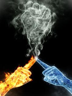 """fire and water in love - Google Search """"Let's make some steam"""""""