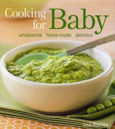 cooking for baby - Google Search