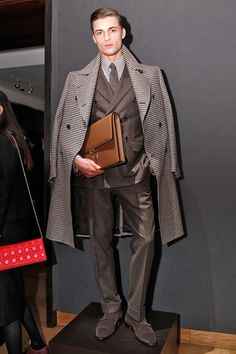 Gieves & Hawkes' latest offering, a preview of A/W 14.