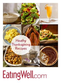 50+ of our Best Healthy Thanksgiving Recipes