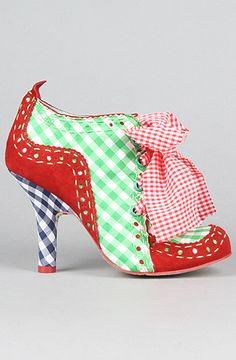 The Abigail's Party Shoe by Irregular Choice for $108.00