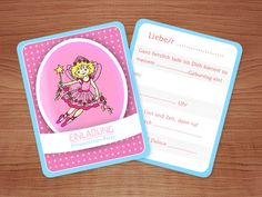 Prinzessin Einladung: vier kostenlose Vorlagen zum Ausdrucken Birthday Fun, Post, Google, Fiftieth Birthday, Invitation Birthday, Princess Invitations, Cool Birthday Ideas