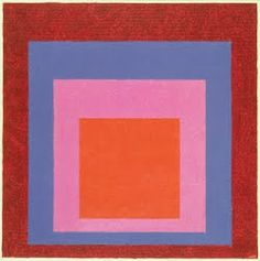 Study for Homage to the Square by Josef Albers, 1956
