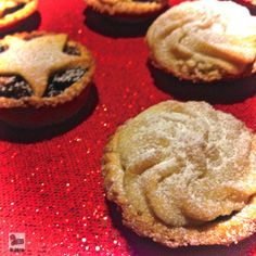 Fruity mince pie is a Christmas classic that you can pop straight into your mouth in One go.