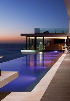 SAOTA Cliff House. Senegal
