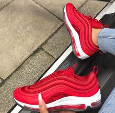 check out 677af 94d14 Nike Air Max 97 Ultra – Gym Red - Best of pins!