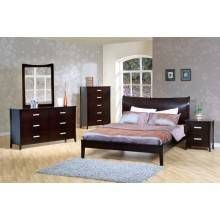 Stuart Collection Bed Set (NEW!!!!!) Cappuccino - $311  Contact Jay Kemp for additional information and questions regarding warranty.  Like us on Facebook for specials that we have going on and for additional information on products check us out at http://www.knoxfamilyfurniture.net